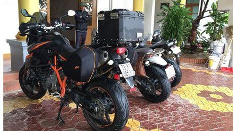 Dau tu lop xe, lua chon thong minh cua biker - Anh 1