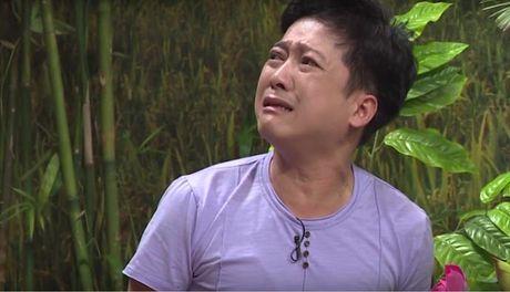 Truong Giang khoc nuc no vi thay minh... bat hieu - Anh 1