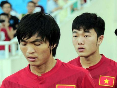 HAGL tu hao ve Cong Phuong, Xuan Truong va Tuan Anh - Anh 1