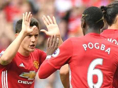 Tuyen giua Man United: Herrera moi la nguoi quan trong nhat - Anh 1