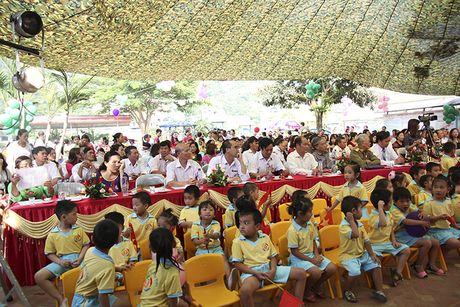Mot buoi le dac biet o ngoi truong mam non mang ten Tay Tien - Anh 3