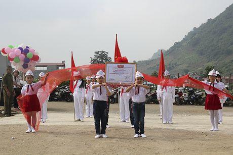 Mot buoi le dac biet o ngoi truong mam non mang ten Tay Tien - Anh 4