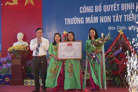Mot buoi le dac biet o ngoi truong mam non mang ten Tay Tien - Anh 5
