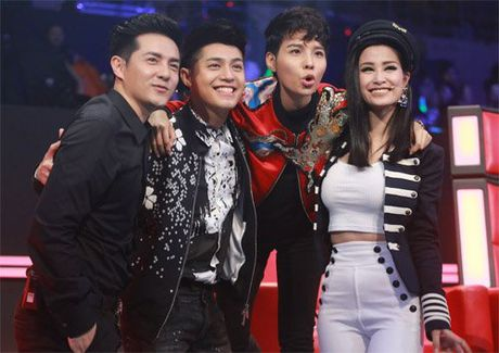 'Tieu Thu Minh' gay sot The Voice Kids - Anh 1