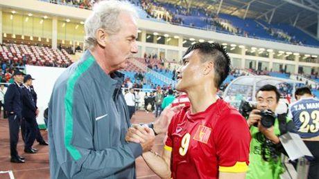 Dau Indonesia, DT Viet Nam vang 5 ngoi sao - Anh 1