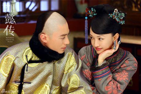 Lo dien dan phi tu xinh nhu tien nu trong phim vua Can Long - Anh 1