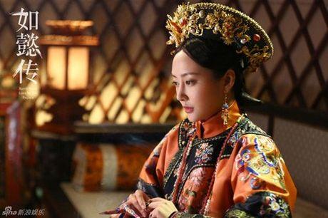 Lo dien dan phi tu xinh nhu tien nu trong phim vua Can Long - Anh 6