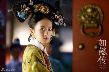 Lo dien dan phi tu xinh nhu tien nu trong phim vua Can Long - Anh 8