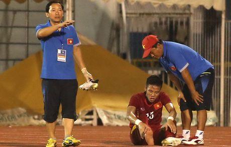 Que Ngoc Hai quyet cung DT Viet Nam tham du AFF Cup 2016 - Anh 1