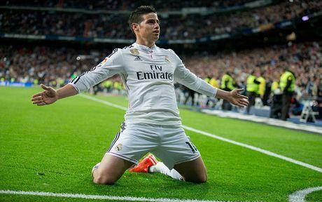 Real da dong y ban James Rodriguez voi gia 85 trieu euro - Anh 1