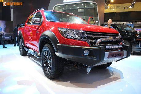 Chevrolet Colorado gia 619 trieu 'dau' Ford Ranger tai VN - Anh 1