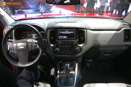 Chevrolet Colorado gia 619 trieu 'dau' Ford Ranger tai VN - Anh 5