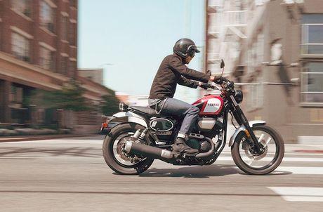 Yamaha 'nha hang' moto scrambler hoai co SCR950 - Anh 3