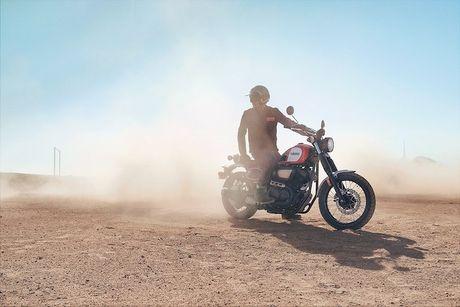 Yamaha 'nha hang' moto scrambler hoai co SCR950 - Anh 4