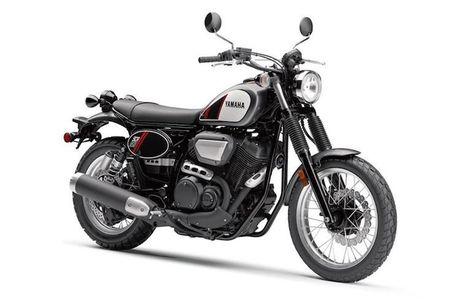 Yamaha 'nha hang' moto scrambler hoai co SCR950 - Anh 5