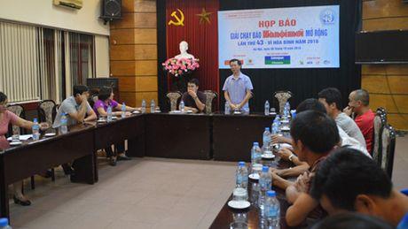 Gap mat chao mung cac doan du noi dung Nang cao mo rong - Anh 1