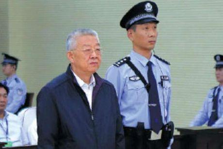 Trung Quoc ket an tu hinh cuu bi thu tinh uy Van Nam - Anh 1