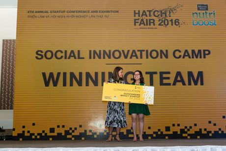 Loat anh trao thuong HATCH! FAIR 2016 - Anh 1