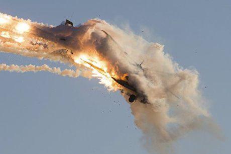 Chuyen gia: Nga san sang ban ha may bay cua NATO o Syria - Anh 1