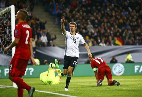 Duc 3-0 CH Sec: Muller lap cu dup con Neuer tu sut bong vao mat minh - Anh 1