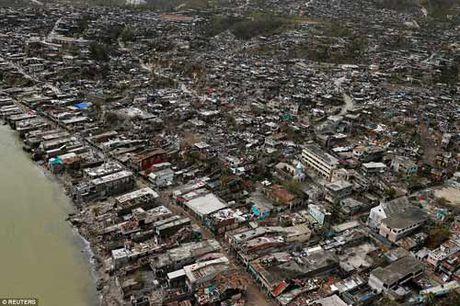 Canh hoang tan va chet choc o Haiti sau con bao lich su Matthew - Anh 4