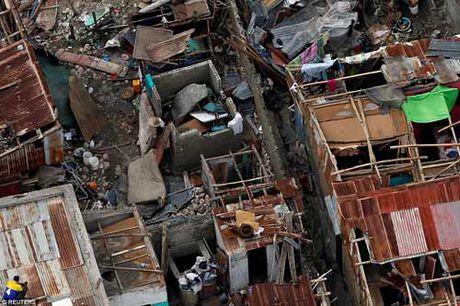 Canh hoang tan va chet choc o Haiti sau con bao lich su Matthew - Anh 8