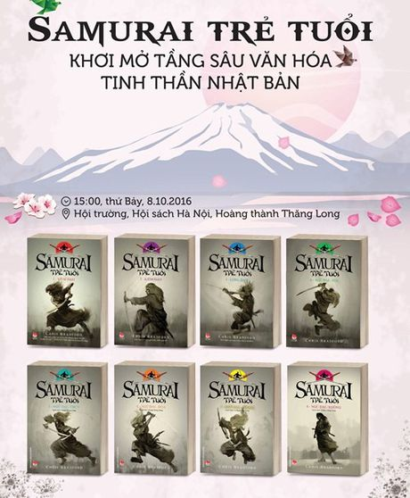 """Samurai tre tuoi"" hay Harry Potter phien ban Nhat? - Anh 1"
