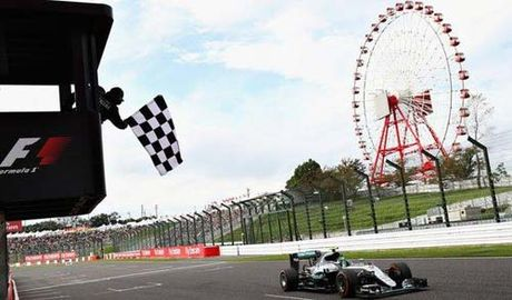 "Video F1, Japanese GP: Sai 1 ly, sap ""di"" 1 cup - Anh 1"