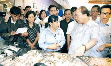 Thu tuong an pho binh dan, nem com cong nghiep - Anh 2