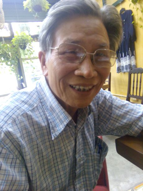 Ve tap 'Chan dung'... choc, nha tho Tran Nhuong: Toi PR cho nguoi ta day chu! - Anh 1