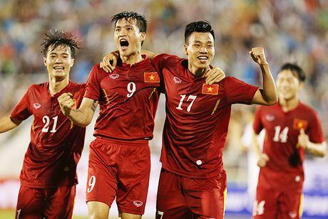 Indonesia vs Viet Nam (0-2): Minh Tuan nhan doi cach biet - Anh 1