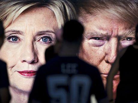Mot so chu de 'nong' trong cuoc tranh luan thu hai giua Trump-Clinton - Anh 1