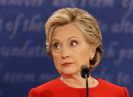 Wikileaks cong bo nhieu bai phat bieu rieng tu cua Hillary Clinton - Anh 1