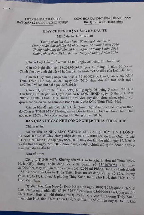 TT - Hue: Thanh tra toan dien hoat dong khai thac cat trang - Anh 4