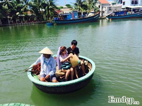 Ngao du rung dua Bay Mau giua long Hoi An - Anh 2