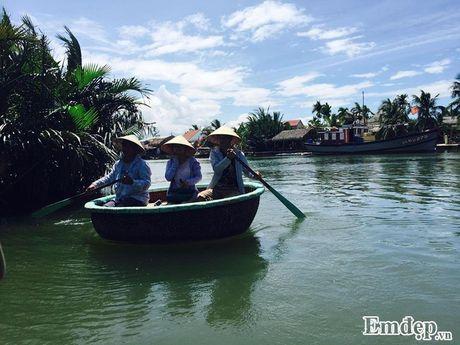 Ngao du rung dua Bay Mau giua long Hoi An - Anh 3