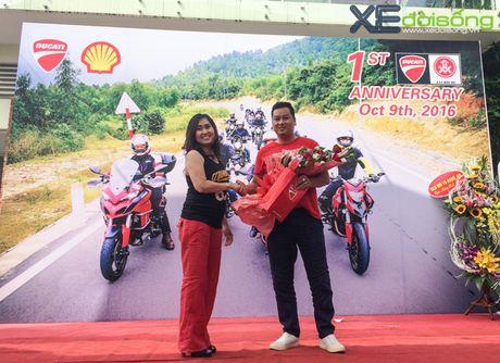 Dan xe Ducati do ruc duong pho Ha Noi mung sinh nhat D.O.C - Anh 11