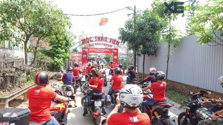 Dan xe Ducati do ruc duong pho Ha Noi mung sinh nhat D.O.C - Anh 3