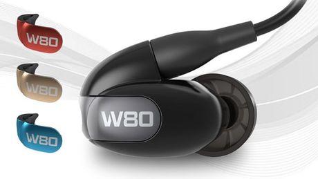 Westone gioi thieu cap tai In-ear dau bang moi W80 - Anh 1