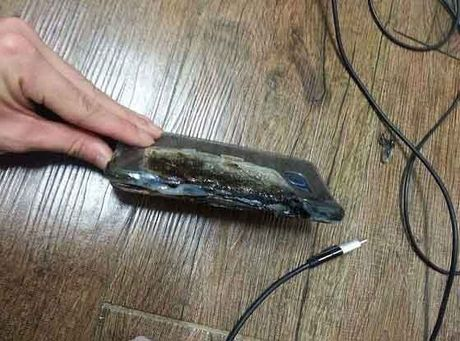 Galaxy Note 7 co the bi Samsung thu hoi lan 2 - Anh 1