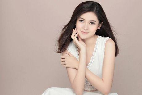 A hau Thuy Dung tung anh moi dep hon ca Hoa hau My Linh - Anh 1