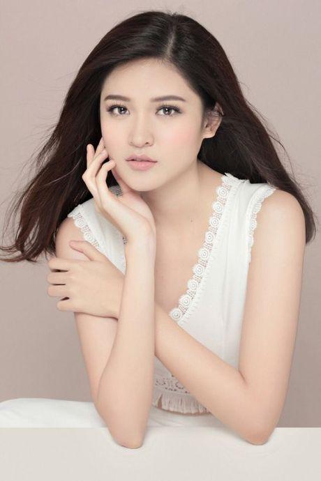 A hau Thuy Dung tung anh moi dep hon ca Hoa hau My Linh - Anh 2