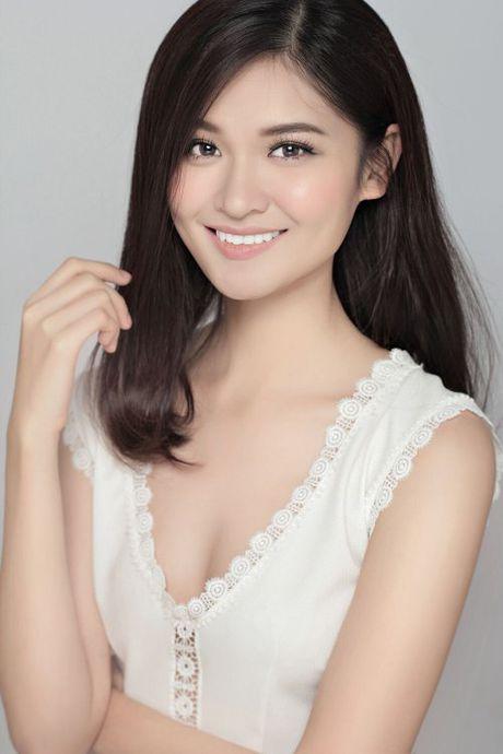 A hau Thuy Dung tung anh moi dep hon ca Hoa hau My Linh - Anh 4