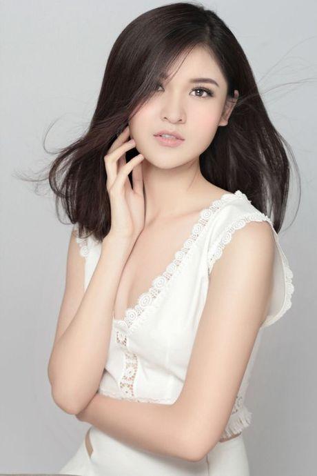 A hau Thuy Dung tung anh moi dep hon ca Hoa hau My Linh - Anh 5