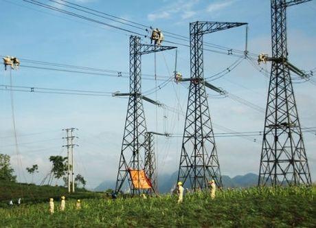 Dung viec xay dung Dai vinh danh truyen tai dien 500 kV Bac Nam - Anh 1