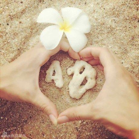 Huynh Hieu Minh hanh phuc tuyen bo Angela Baby da mang thai - Anh 7