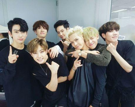 Vuot BigBang va EXO, GOT7 gianh chien thang ngoan muc nhat trong lich su Inkigayo - Anh 4