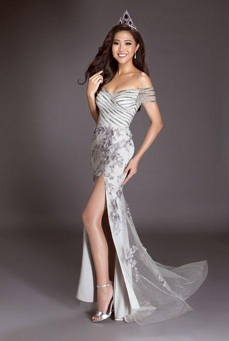 Dieu Ngoc: Neu lot vao vong ung xu Miss World, toi se noi tieng Anh - Anh 5