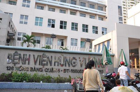 Gan thuong hieu benh vien lon o TP.HCM vao benh vien ve tinh - Anh 1