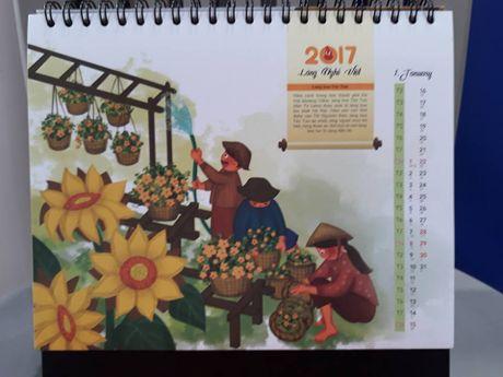 365 vi thuoc quanh ta doat giai Lich 2017 - Anh 10
